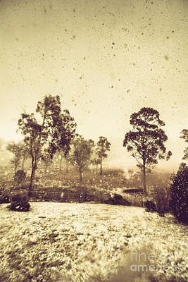 Photograph - Pelham Snowstorm by Jorgo Photography - Wall Art Gallery