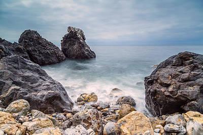Palos Verdes Cove Photograph - Pelican Cove by Nadim Baki
