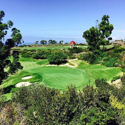 California Photograph - Pelican Hill #california #instaprints by Scott Pellegrin