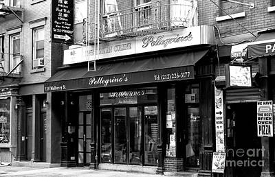Photograph - Pellegrino's by John Rizzuto