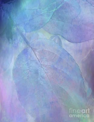 Painting - Pellucid Frond  by Tlynn Brentnall