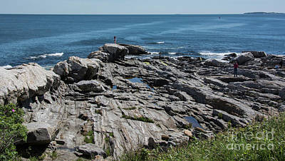 Photograph - Pemaquid Point by John Greco