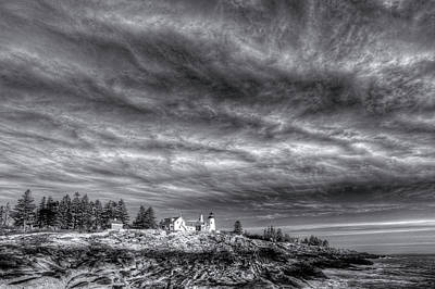 Photograph - Pemaquid Vista by Patrick Groleau