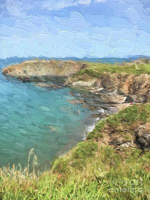 Photograph - Pembrokeshire Coast  by Patricia Hofmeester