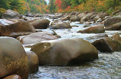 Photograph - Pemigewasset River by Dan Sproul