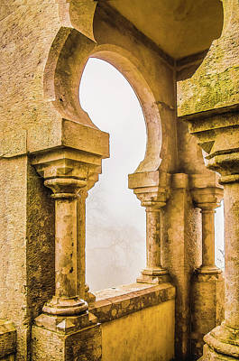 Photograph - Pena Palace Sintra by Julie Palencia