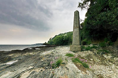 Photograph - Penarrow Point Carrick Roads Falmouth by Terri Waters