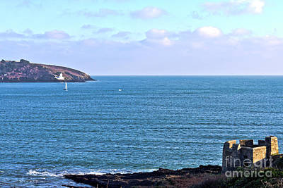 Photograph - Pendennis Point And St Anthony's Lighthouse by Terri Waters