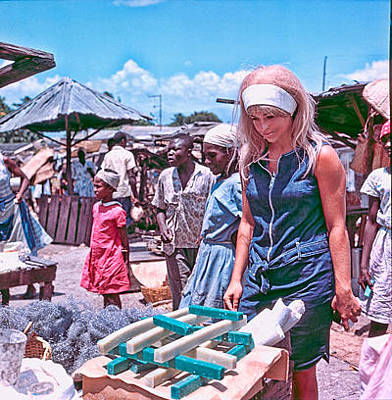 Photograph - Penne In Haiti  by Chuck Staley