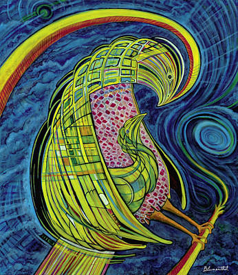 Painting - Penglade by Yom Tov Blumenthal