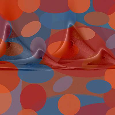 Digital Art - Penman Original-1004 by Andrew Penman