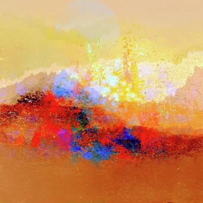 Digital Art - Penman Original-1277 by Andrew Penman