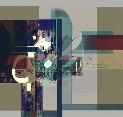 Digital Art - Penman Original-1282 by Andrew Penman