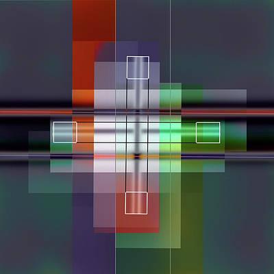Digital Art - Penman Original-1300 by Andrew Penman