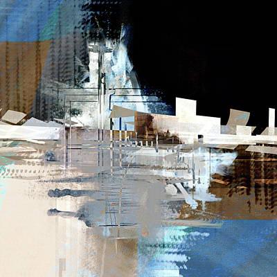 Digital Art - Penman Original-1315 by Andrew Penman