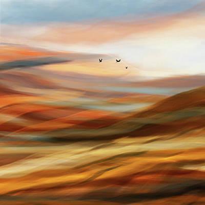 Painting - Penman Original-730 by Andrew Penman