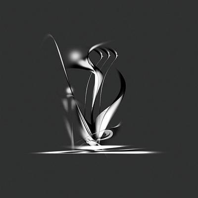 Digital Art - Penman Original-955 by Andrew Penman