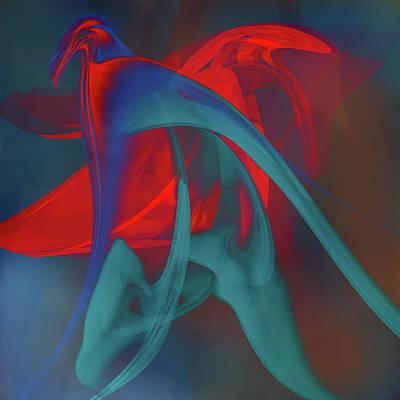Digital Art - Penman Original-960 by Andrew Penman