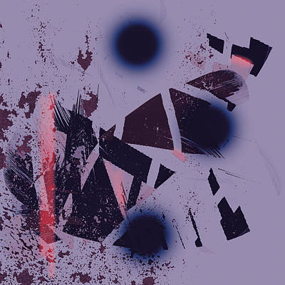 Digital Art - Penman Original-976 by Andrew Penman
