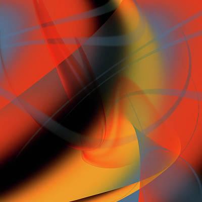 Digital Art - Penman Original-986 by Andrew Penman