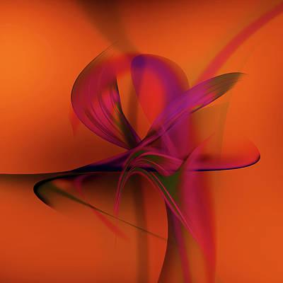 Digital Art - Penman Original-987 by Andrew Penman