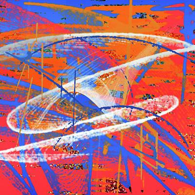 Digital Art - Penman Original-993 by Andrew Penman