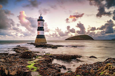 Photograph - Penmon Sunrise by Framing Places