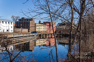 Photograph - Penn Yan Waterfront by William Norton