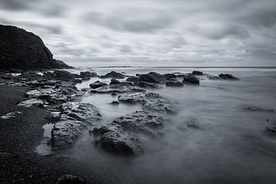 Photograph - Pennan Coast by Ray Devlin