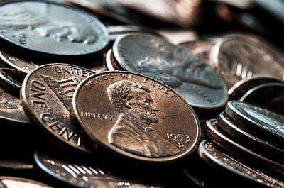 Politicians Royalty-Free and Rights-Managed Images - Pennies by Pelo Blanco Photo