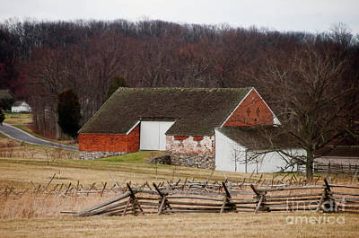 Photograph - Pennsylvania Barn by David Arment