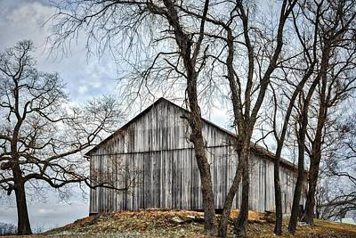 Photograph - Pennsylvania Barn by Kimberly Rentler