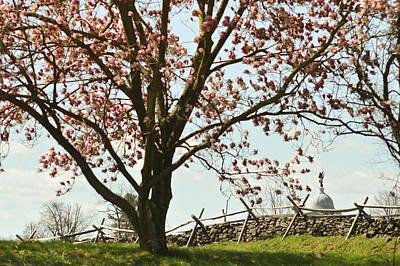 Typography Tees - Pennsylvania Monument Spring 2016 by Darah Gardner