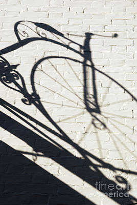 Photograph - The Penny Farthing 2 by Wendy Wilton