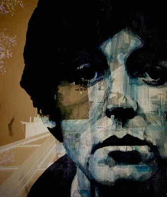 Musician Digital Art - Penny Lane by Paul Lovering