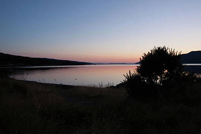 Photograph - Pennyghael Sunset by Peter Walkden