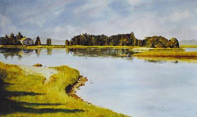 Painting - Petomska Inlet by Tyler Ryder
