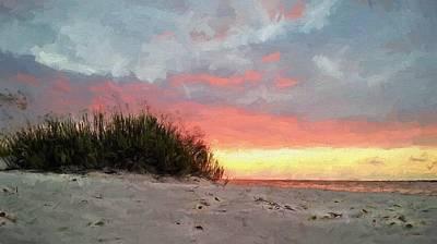 Pensacola Art Print by JC Findley
