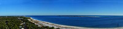 Photograph - Pensacola Panorama by Maggy Marsh
