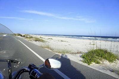 Photograph - Pensacola Ride by Laurie Perry