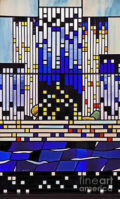 Pentecost Window Photograph - Pentecost IIi. by Stan Pritchard