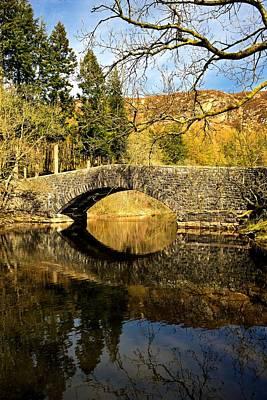 Photograph - Penybont Bridge by Stephen Taylor
