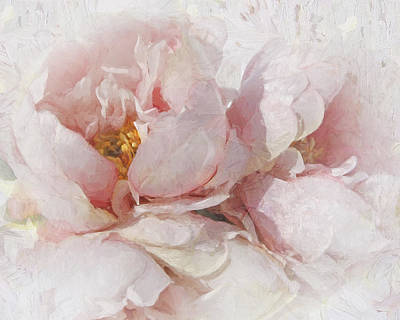 Photograph - Peony Perfection by Karen Lynch