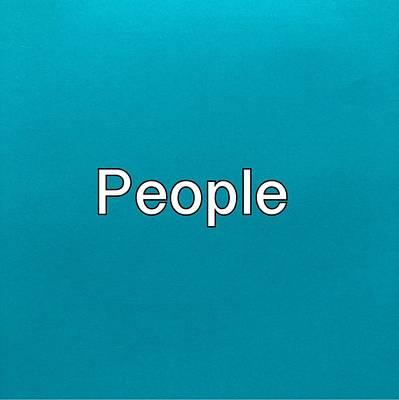 Painting - People Logo by Darice Machel McGuire