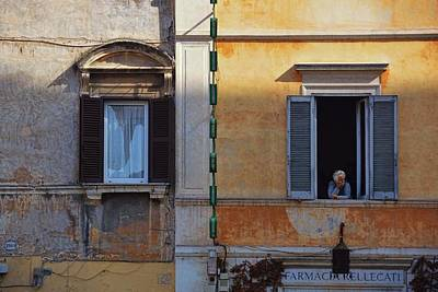 Photograph - People Watching by JAMART Photography