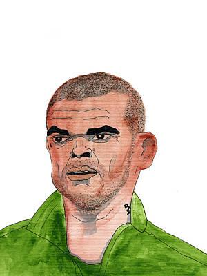 Pepe Art Print by Ralf Wandschneider