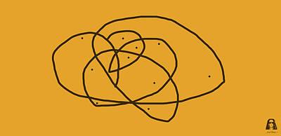 Digital Art - Peperit by Sir Josef - Social Critic -  Maha Art