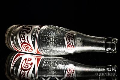 Pepsi Photograph - Pepsi-cola Reflective by Pittsburgh Photo Company