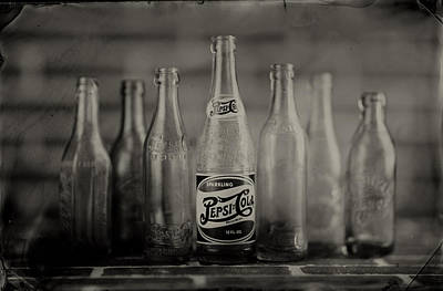 Pepsi Photograph - Pepsi Is King by Chris Morgan