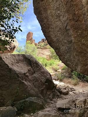 Photograph - Peralta Canyon by Sean Griffin